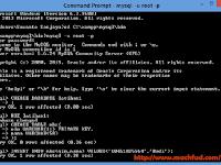 Cara Membuat Database Menggunakan Command Prompt