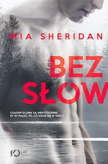 """""""Bez słów"""" Mia Sheridan"""
