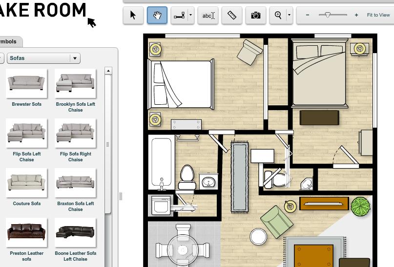 【平面圖】房屋格局平面圖軟體 – 生活空間站
