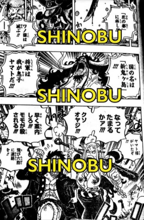 One Piece 985 Spoilers Orochi Tewas