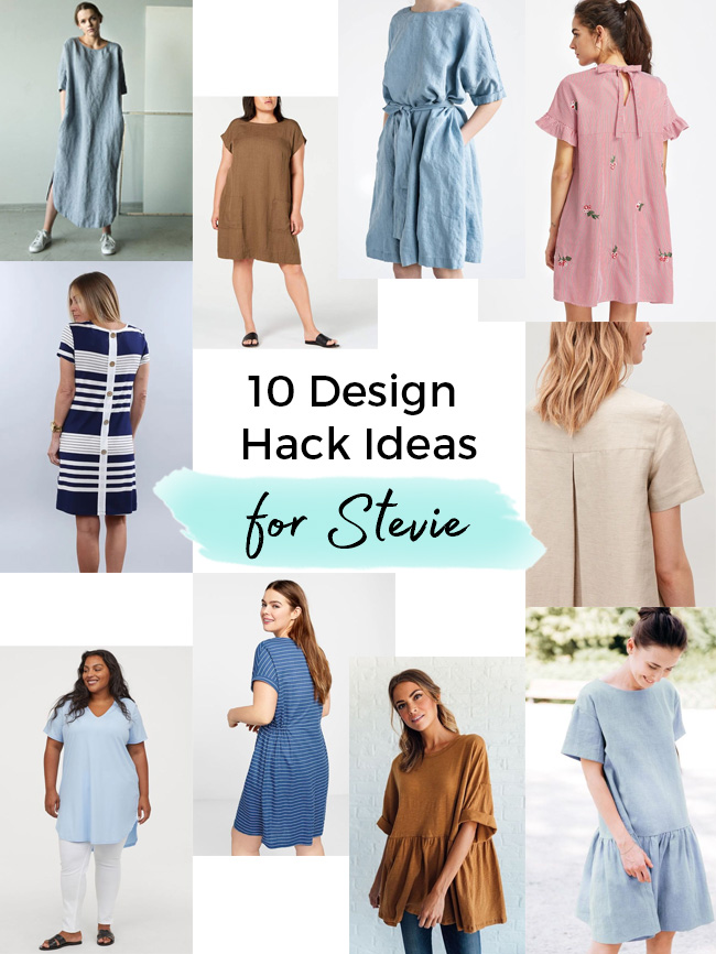 10 design hack ideas for Stevie by Tilly and the Buttons