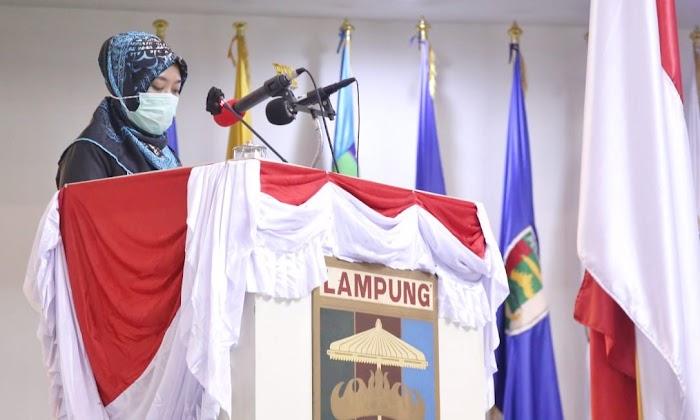 Pemprov Lampung Beberkan 13 Cara Tingkatkan Penerimaan Daerah di Rapat Paripurna