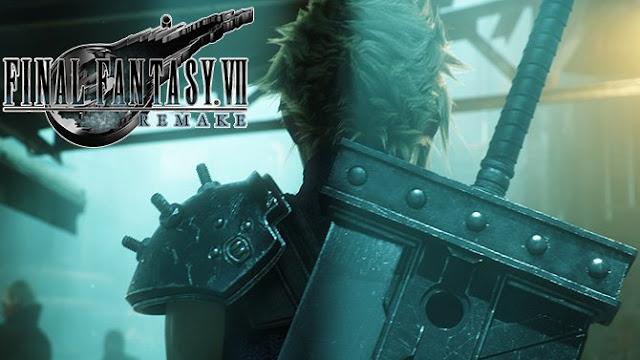 شاهد بالصور الكشف عن أول اللقطات الجديدة لشخصية Cloud من داخل ريميك Final Fantasy VII و تفاصيل رهيبة …