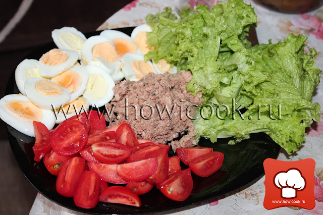 рецепт тортильи с тунцом и овощами с пошаговыми фото