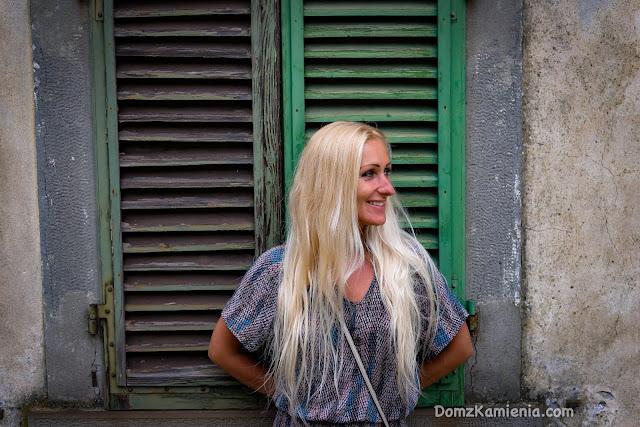 Kasia Nowacka Biforco, Dom z Kamienia blog