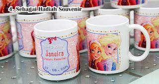 Mug Sebagai Hadiah Souvenir