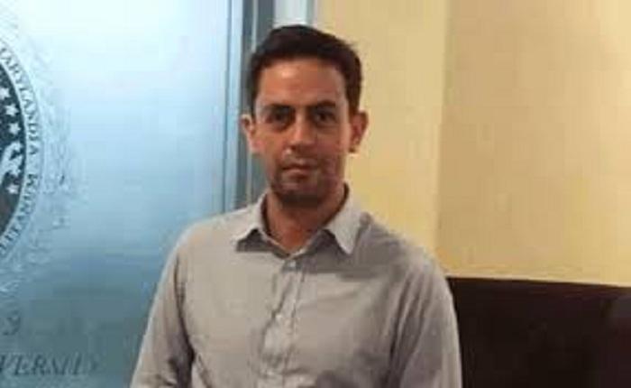 Kushner es empresario y era director de una clínica dental en La Paz / RRSS