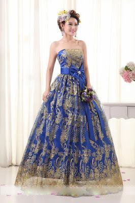 Galeria de Vestidos Floreados