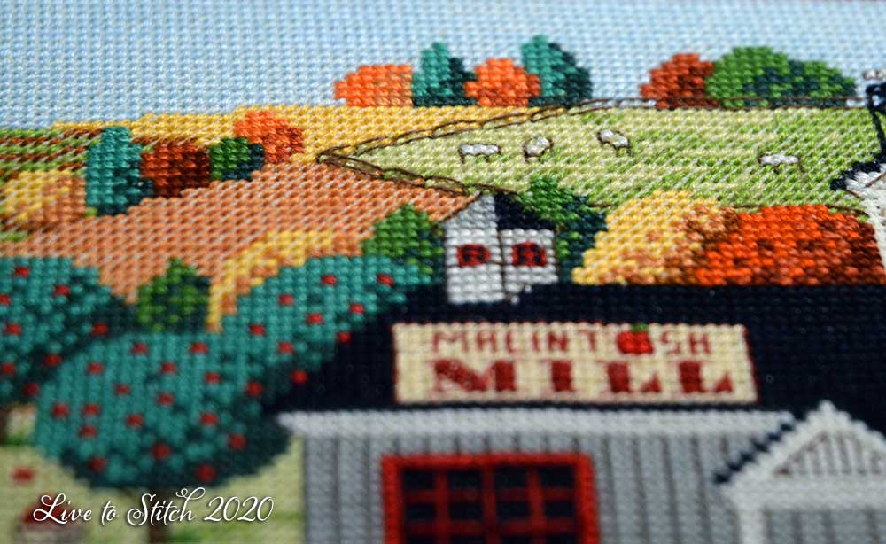 Macintosh Mill