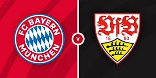 مشاهدة مباراة بايرن ميونخ ضد شتوتجارت 20-3-2021 بث مباشر في الدوري لالماني