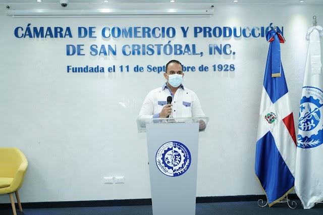 Cámara de Comercio de San Cristóbal impulsa nuevo canal de YouTube y promueve la campaña Lánzate