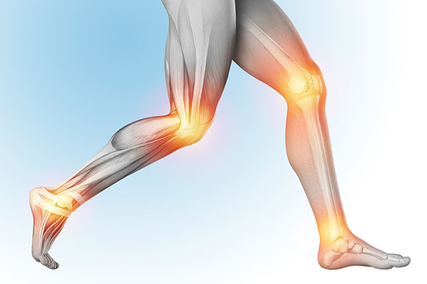 Pain on Leg Causes Symptoms