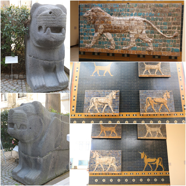 Various popular artifacts from different civilization of different period of time especially during Mesopotamian and Egyptian civilization can be seen at Archaelogical Museum in Istanbul, Turkey