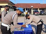 Polsek Langsa Gelar Apel Pencanangan Zona Integritas menuju Wilayah Bebas Korupsi