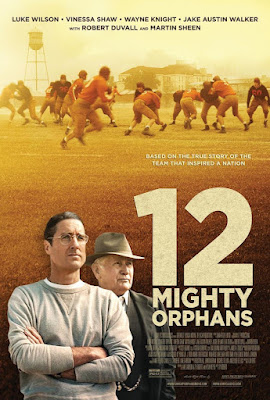 Mighty Orphans 2021 DVD R2 PAL Spanish