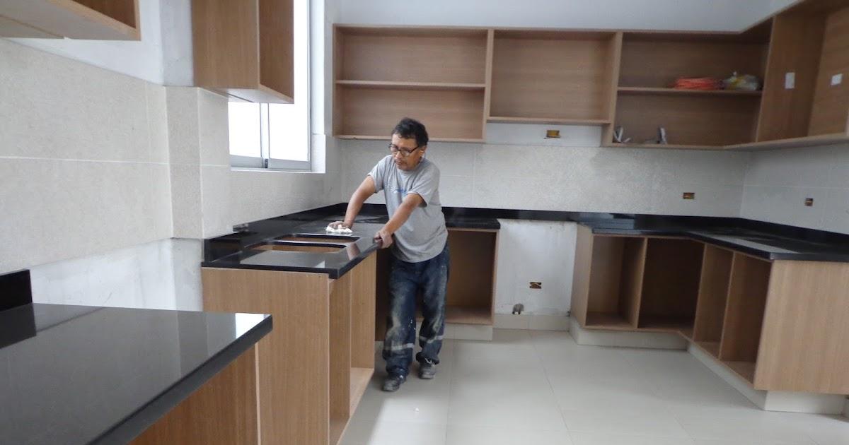 Topes de cocina en granito mantenimiento limpieza for Densidad del marmol
