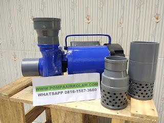Pompa Air Modifikasi Rumahan Watt Rendah