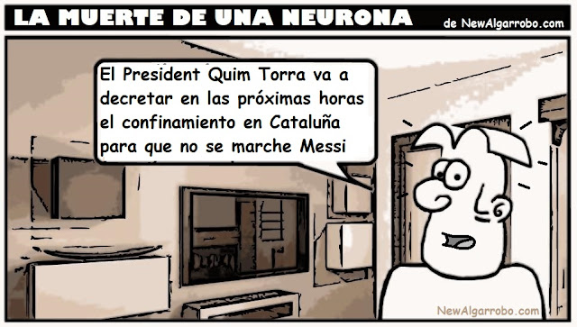 Chiste de Messi