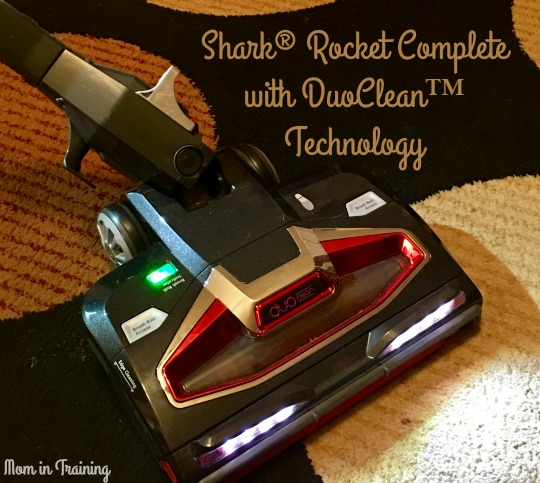 Stacy Tilton Reviews Shark 174 Rocket Complete With Duoclean