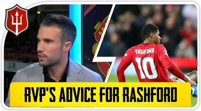 Man United In Desperate Need For A Striker - Van Persie Urge Club To Reinforce
