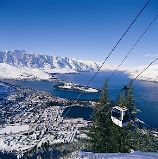 Queenstown, New Zealand: A honeymooner's guide