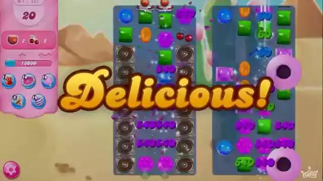 تحميل لعبة Candy Crush Saga لأجهزة الاندرويد