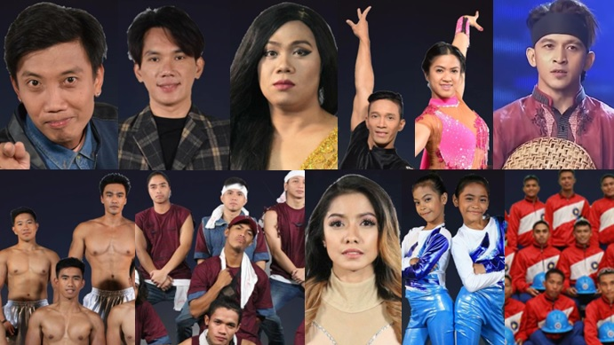 How to vote PGT 2018 Grand Finals: Google and Text