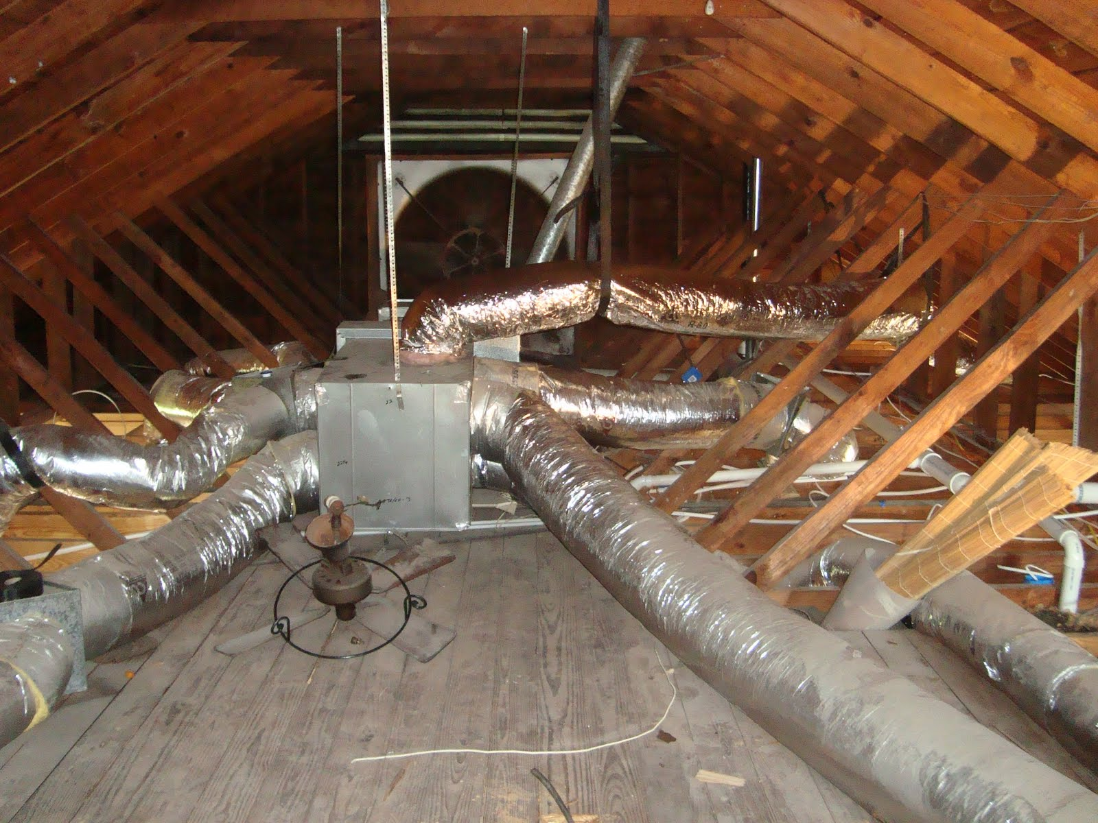 Kerby And Company Progress A Reason To Spray Foam Insulation