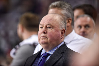 Bruce Boudreau Eyeing Seattle Kraken Coaching Job