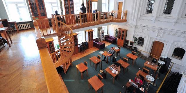 Library-reading room to them. I.S. Turgenev
