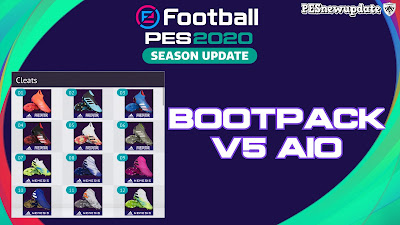 PES 2020 Bootpack by Ziyech.2304