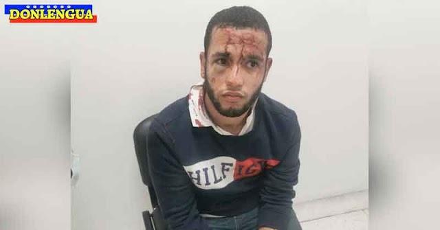 Venezolano en Colombia se burló del asesinato del policía en pleno juicio penal
