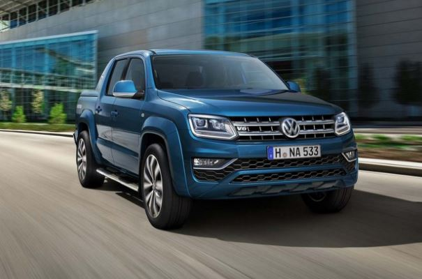 2018 VW Amarok Design, Price