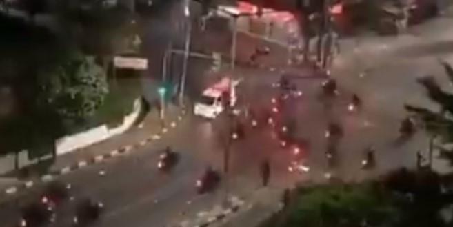 Video Detik-Detik Polisi Tembaki Ambulans, Mabes Polri: Ada yang Sengaja Bikin Viral
