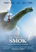 Mój przyjaciel smok plakat film