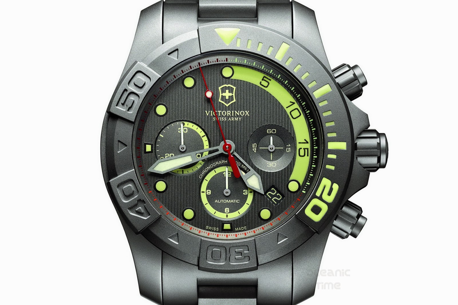 f330a26aa022 Further divers features of the watch include  a scratch resistant Sapphire  crystal with  triple  anti-reflective coating