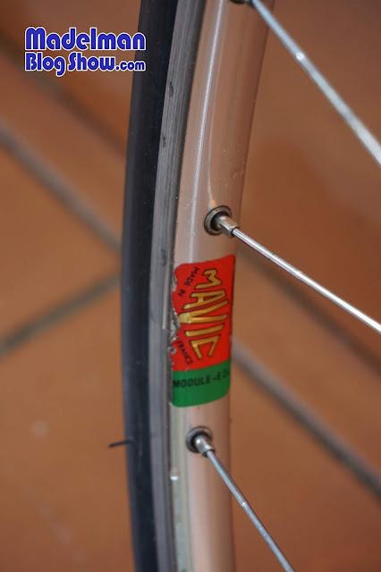 Bicicleta DAL años 80