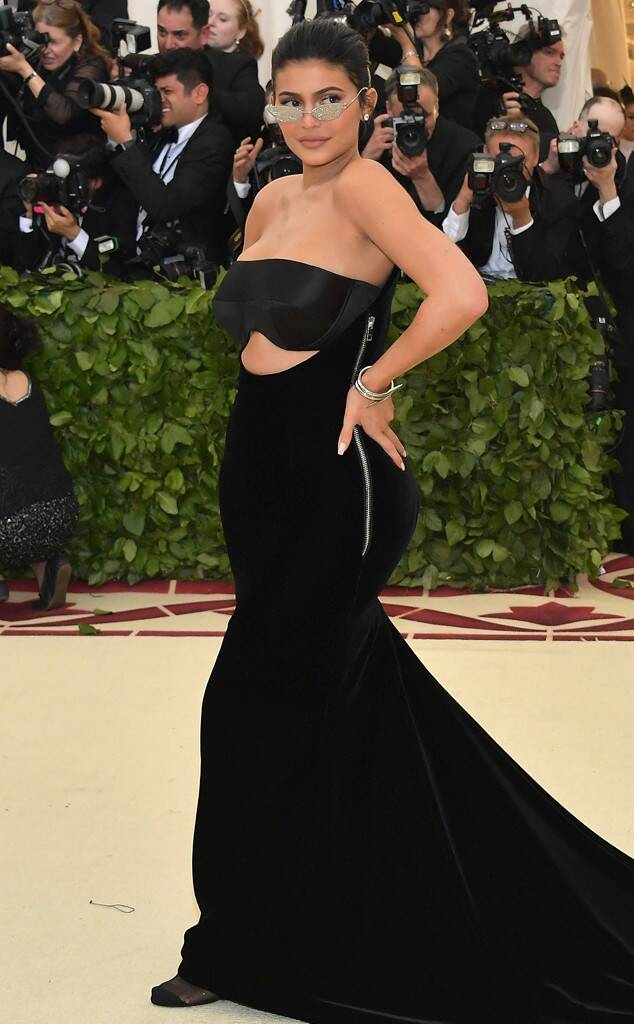 Kylie Jenner reveals the Met Gala gown that she ripped right before the red carpet