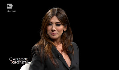 Virginia Raffaele canzone segreta 12 marzo
