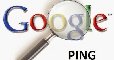 Cara Terbaru Dan Ampuh Ping Website Cepat Terindex Google Paling Mujarap