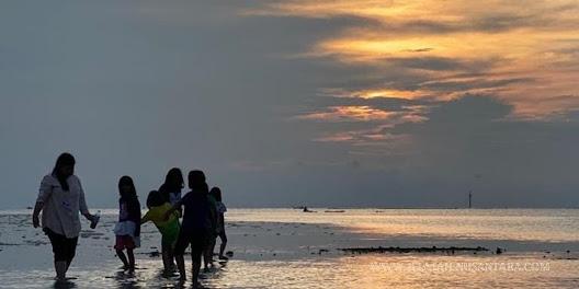 fasilitas open trip pulau harapan