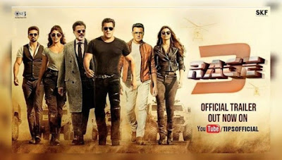 People excited about the movie Race 3