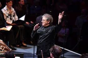 Handel: Jephtha - Scottish Chamber Orchestra, Richard Egarr - BBC Proms (Photo BBC / Chris Christodoulou)