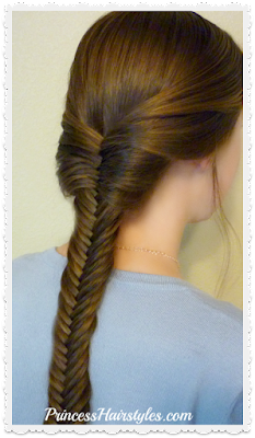French fishtail braid video tutorial