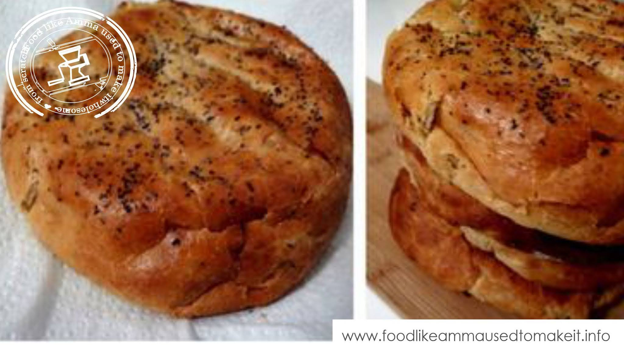 Durban naan bread recipe