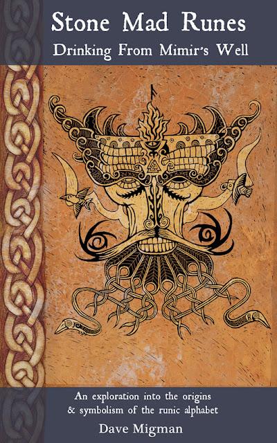Rune book cover