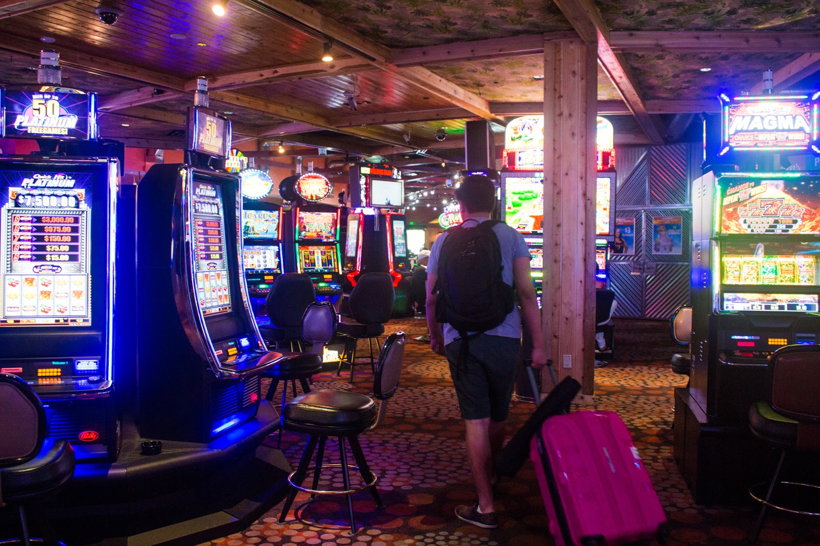 Where to Stay in Las Vegas, Nevada, USA