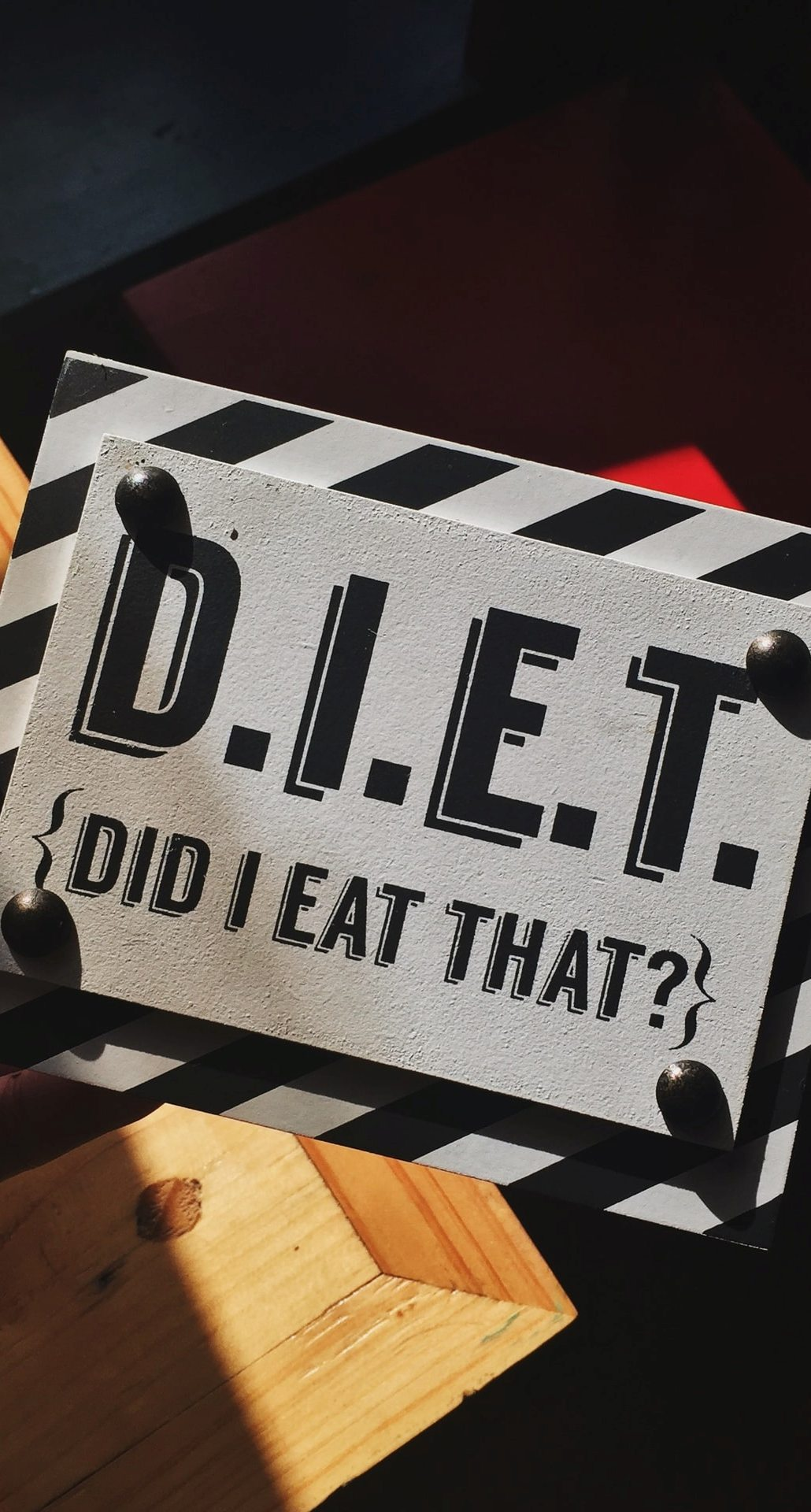 What a diet really means?