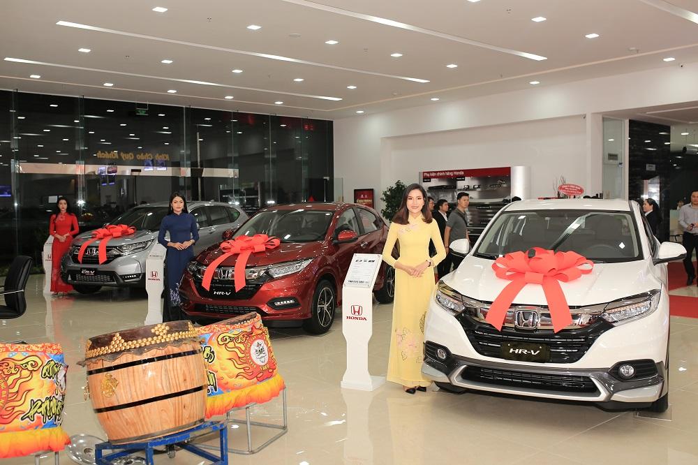 Honda Việt Nam khai trương đại lý ô tô tại Quảng Nam