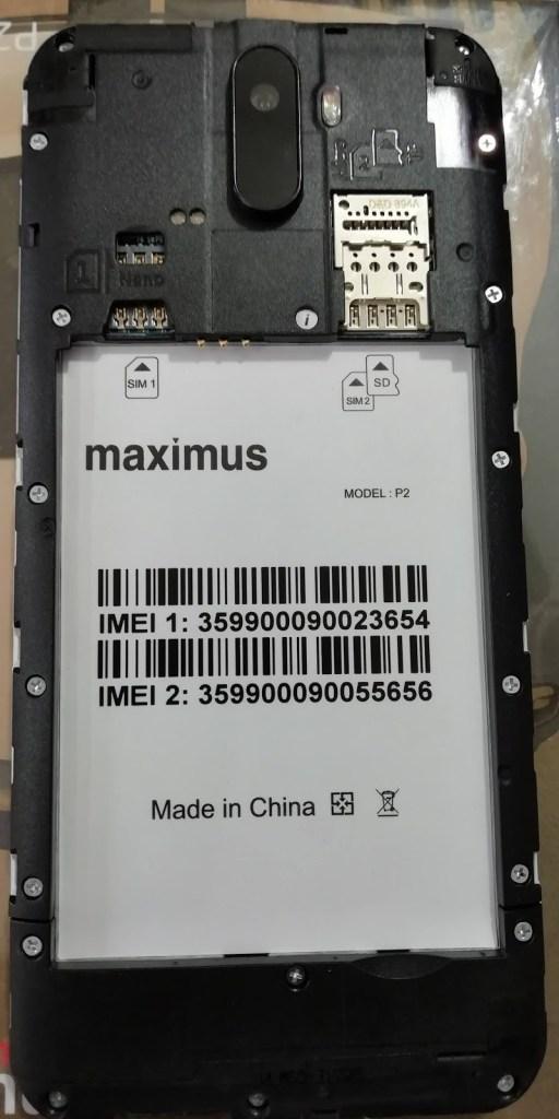 Mt6739 Scatter File